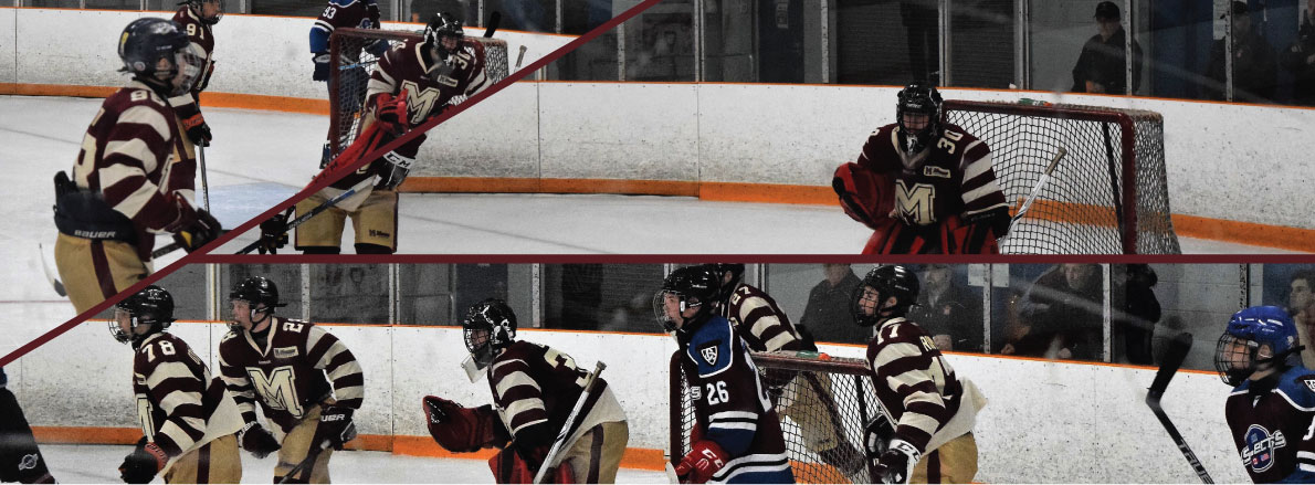 Hockey-montage