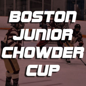 Boston Junior Chowder Cup